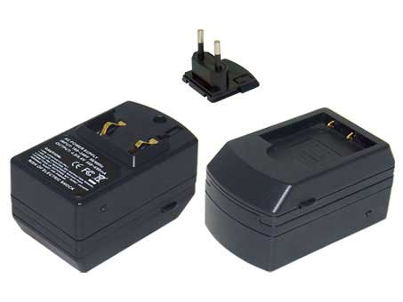 Compatible battery charger PANASONIC  for Lumix DMC-FX7EG-R