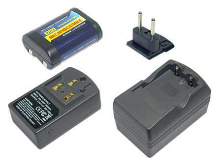 Compatible battery charger sony  for 2CR5