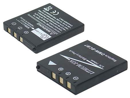 Compatible camera battery PANASONIC  for Lumix DMC-FX7W