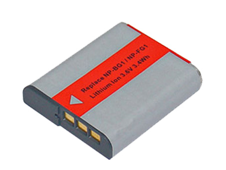 Compatible camera battery sony  for Cyber-shot DSC-W55/B