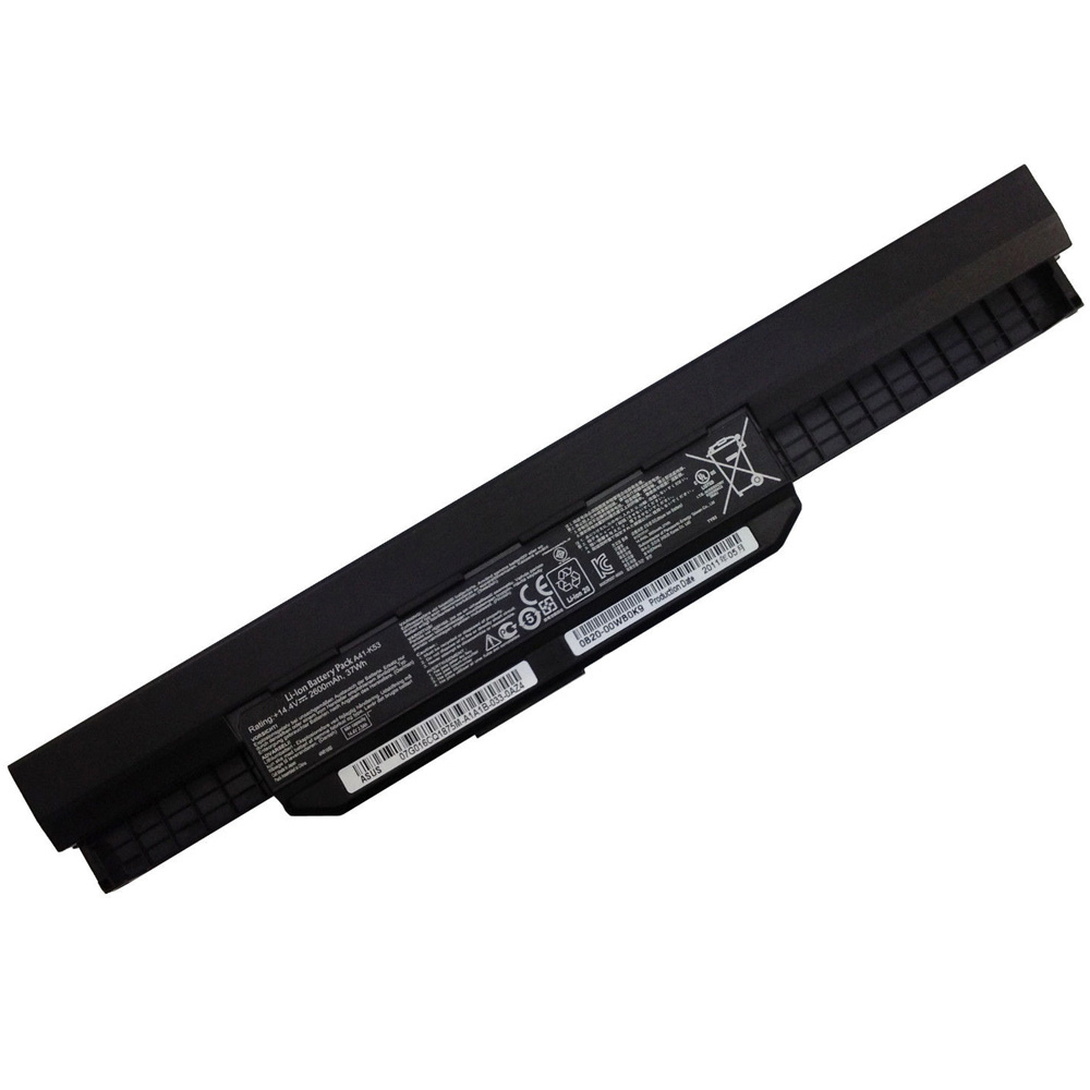 Compatible laptop battery asus  for A43J