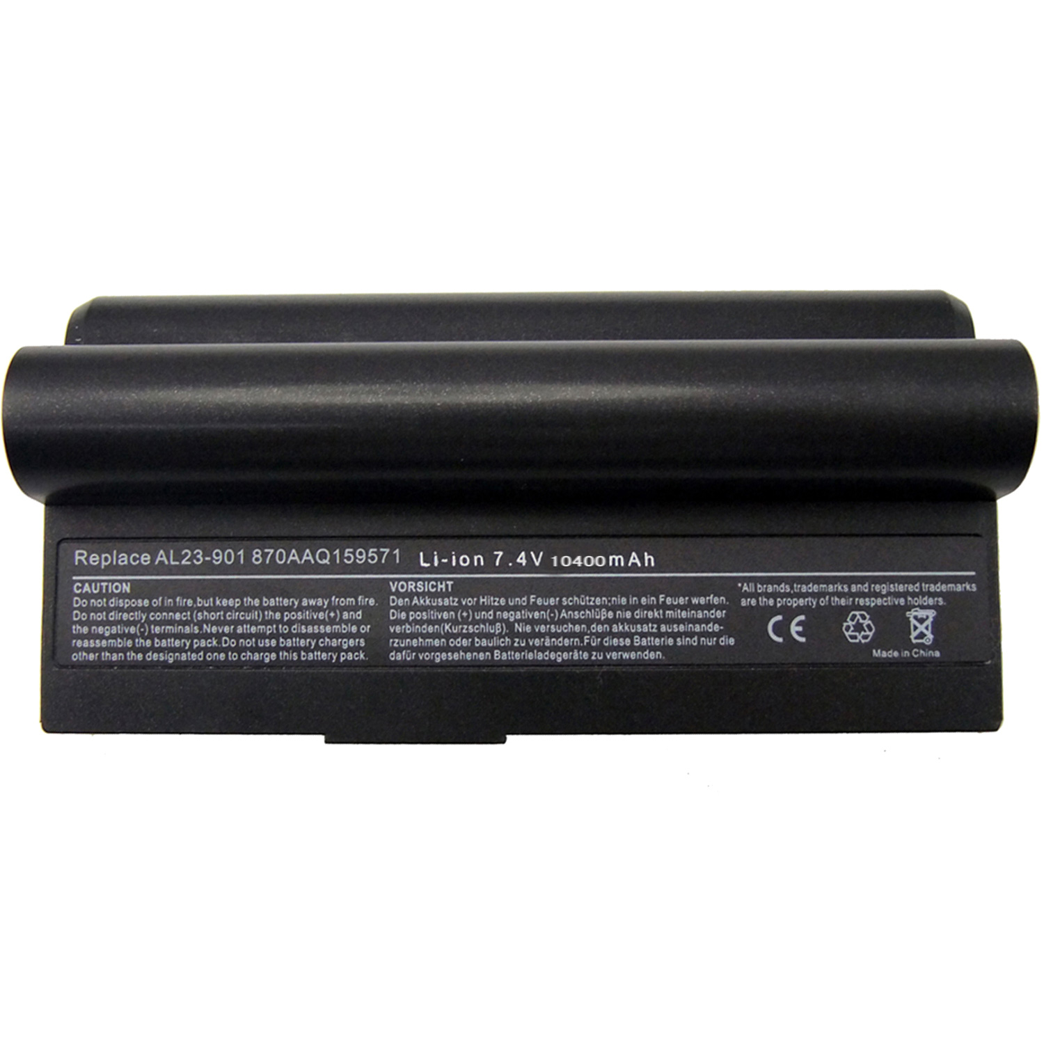 Compatible laptop battery Asus  for AL23-901
