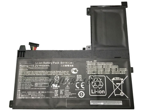 Compatible laptop battery ASUS  for Q502L