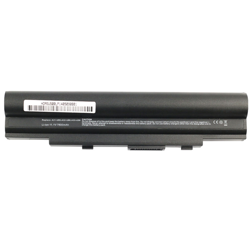 Compatible laptop battery asus  for A31-U80