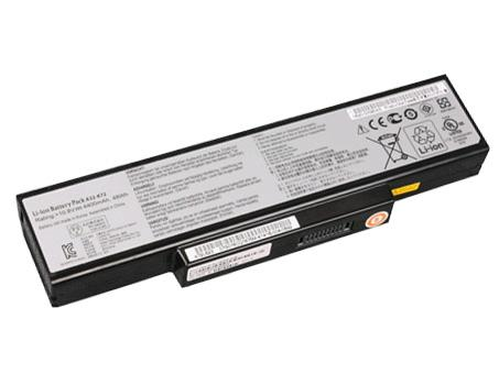Compatible laptop battery asus  for K72JK-TY001V