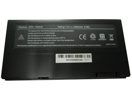 Compatible laptop battery asus  for Eee PC 1002
