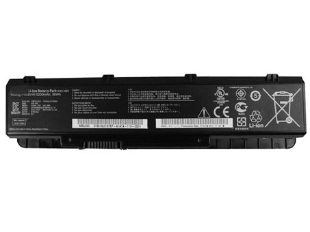 Compatible laptop battery asus  for N75SF