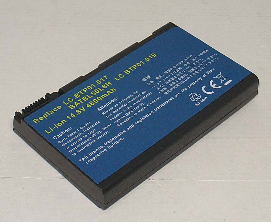 Compatible laptop battery acer  for Aspire 9804WKMi