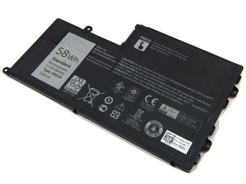 Compatible laptop battery dell  for Inspiron-N5547