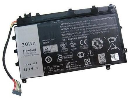 Compatible laptop battery dell  for Latitude-13-7000-Series