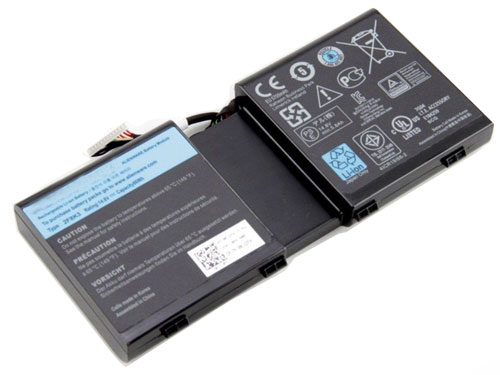 Compatible laptop battery dell  for KJ2PX