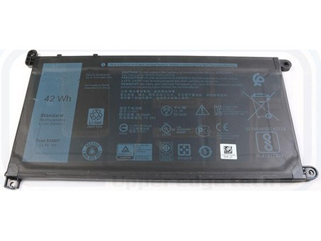 Compatible laptop battery dell  for Chromebook-11-3180