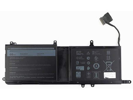 Compatible laptop battery dell  for 0HF250