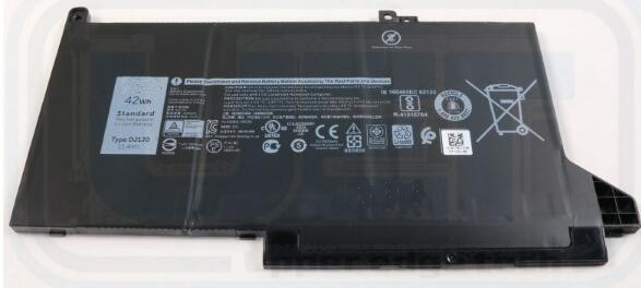 Compatible laptop battery dell  for DJ1J0