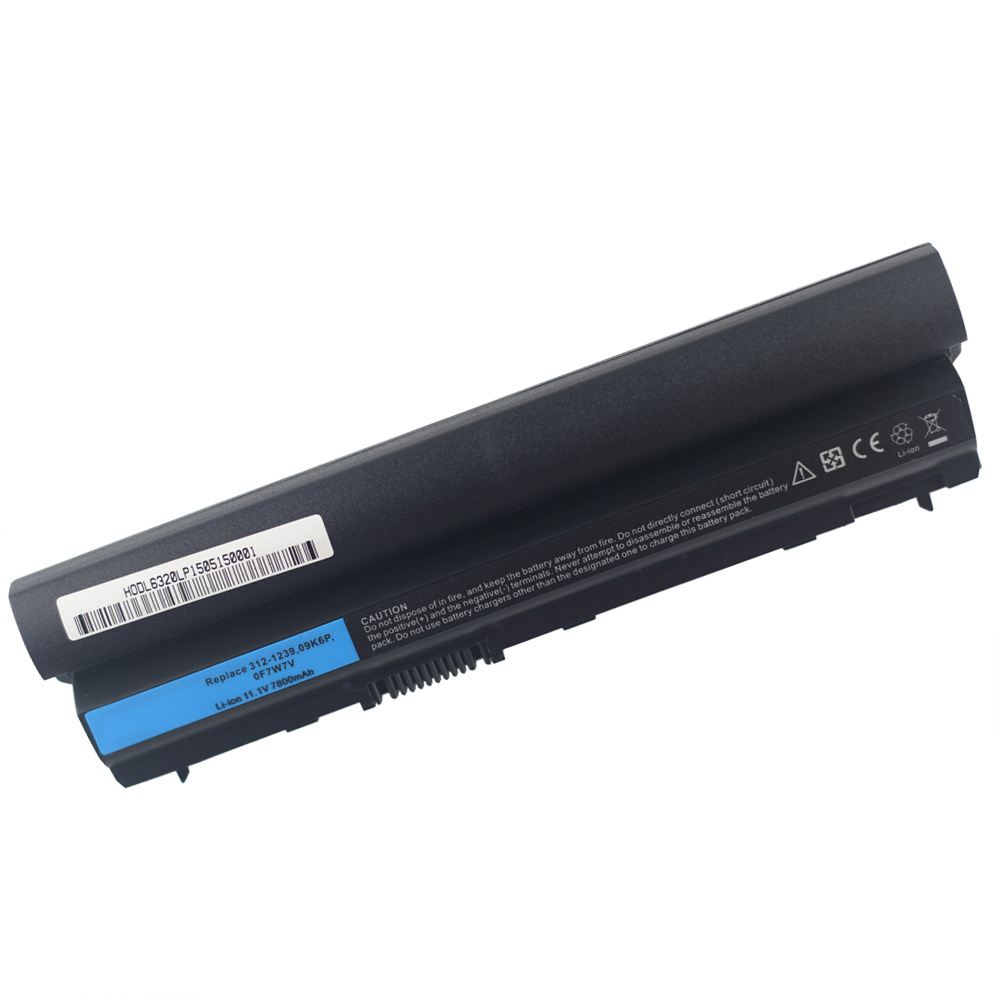 Compatible laptop battery dell  for 451-11704