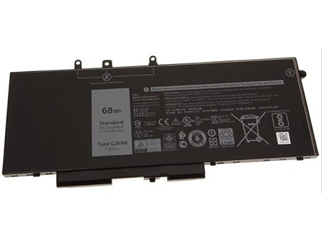 Compatible laptop battery dell  for 0GD1JP