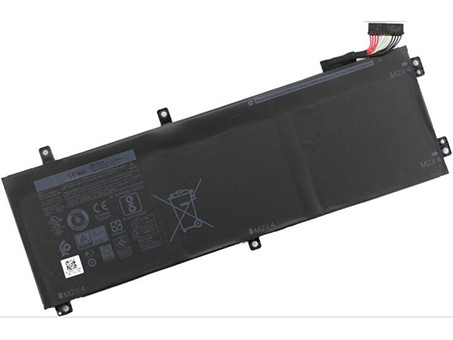 Compatible laptop battery dell  for 5D91C