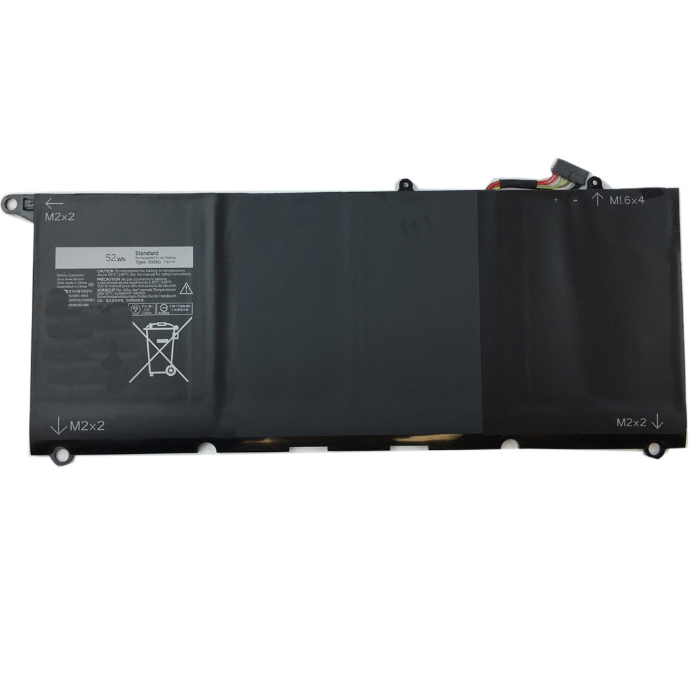 Compatible laptop battery dell  for DIN02