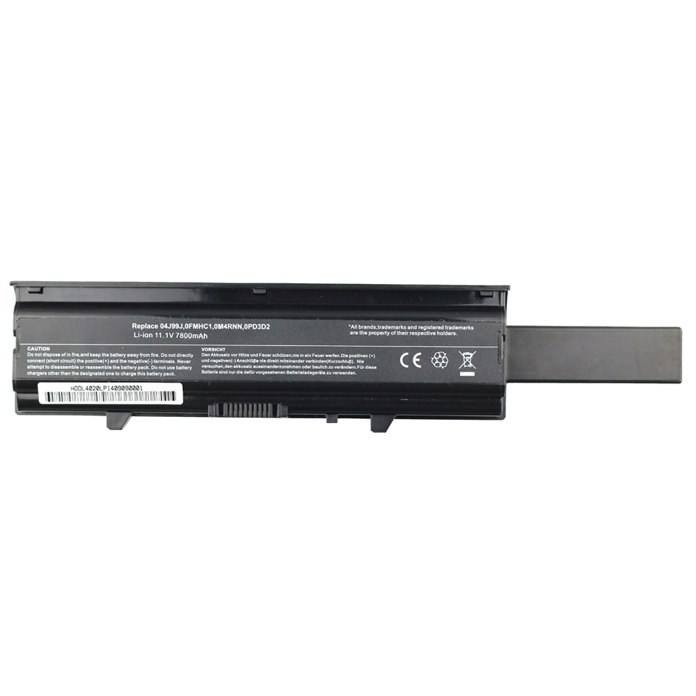 Compatible laptop battery dell  for FMHC1