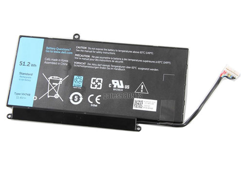 Compatible laptop battery dell  for Vostro-5470D-1528