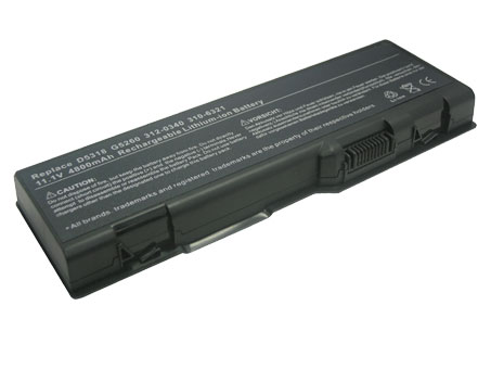 Compatible laptop battery dell  for Inspiron 9300