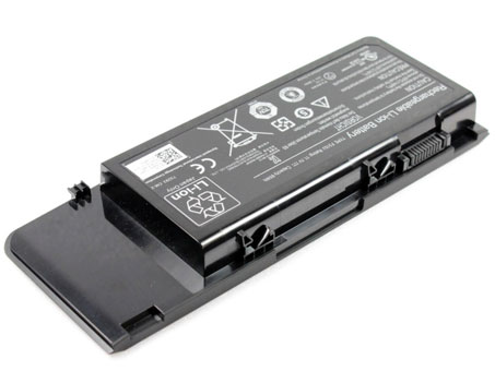 Compatible laptop battery dell  for W075J