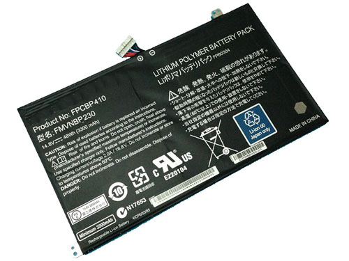 Compatible laptop battery fujitsu  for FMVNBP230