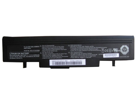 Compatible laptop battery fujitsu  for 21-92617-12