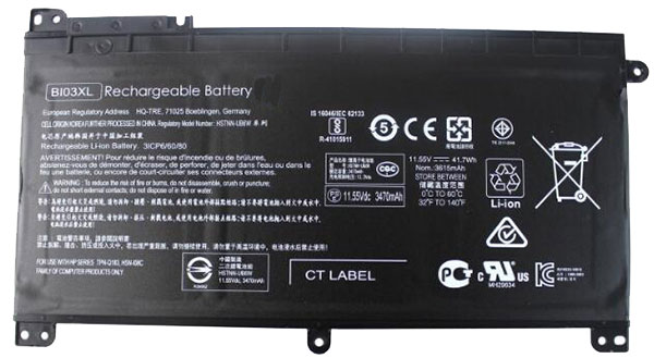 Compatible laptop battery HP  for Stream-14-ax000-Series