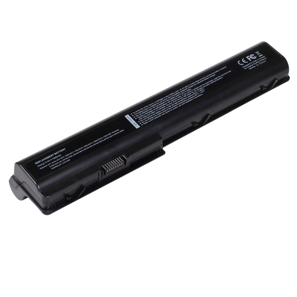 Compatible laptop battery hp  for Pavilion dv7-1075la