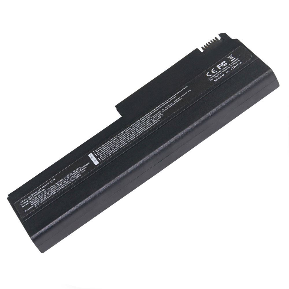 Compatible laptop battery hp  for 364602-001