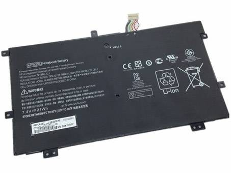 Compatible laptop battery hp  for MY02021XL