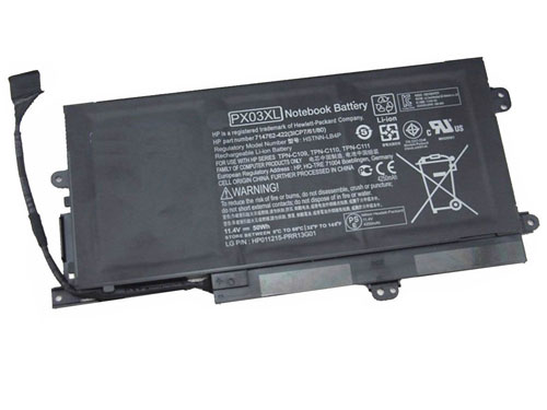 Compatible laptop battery hp  for 714762-421