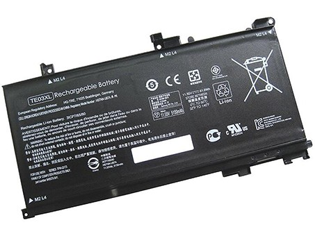 Compatible laptop battery hp  for Omen-15-AX004NF