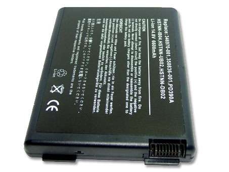 Compatible laptop battery hp  for 380443-001