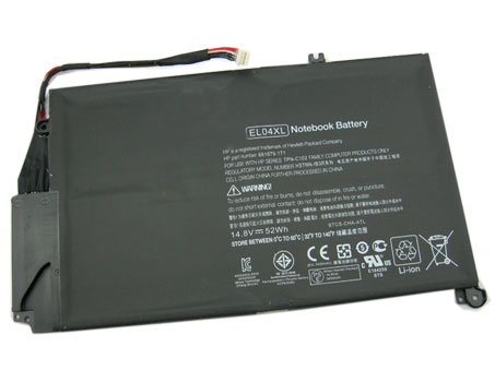 Compatible laptop battery hp  for ENVY-4-1002TU