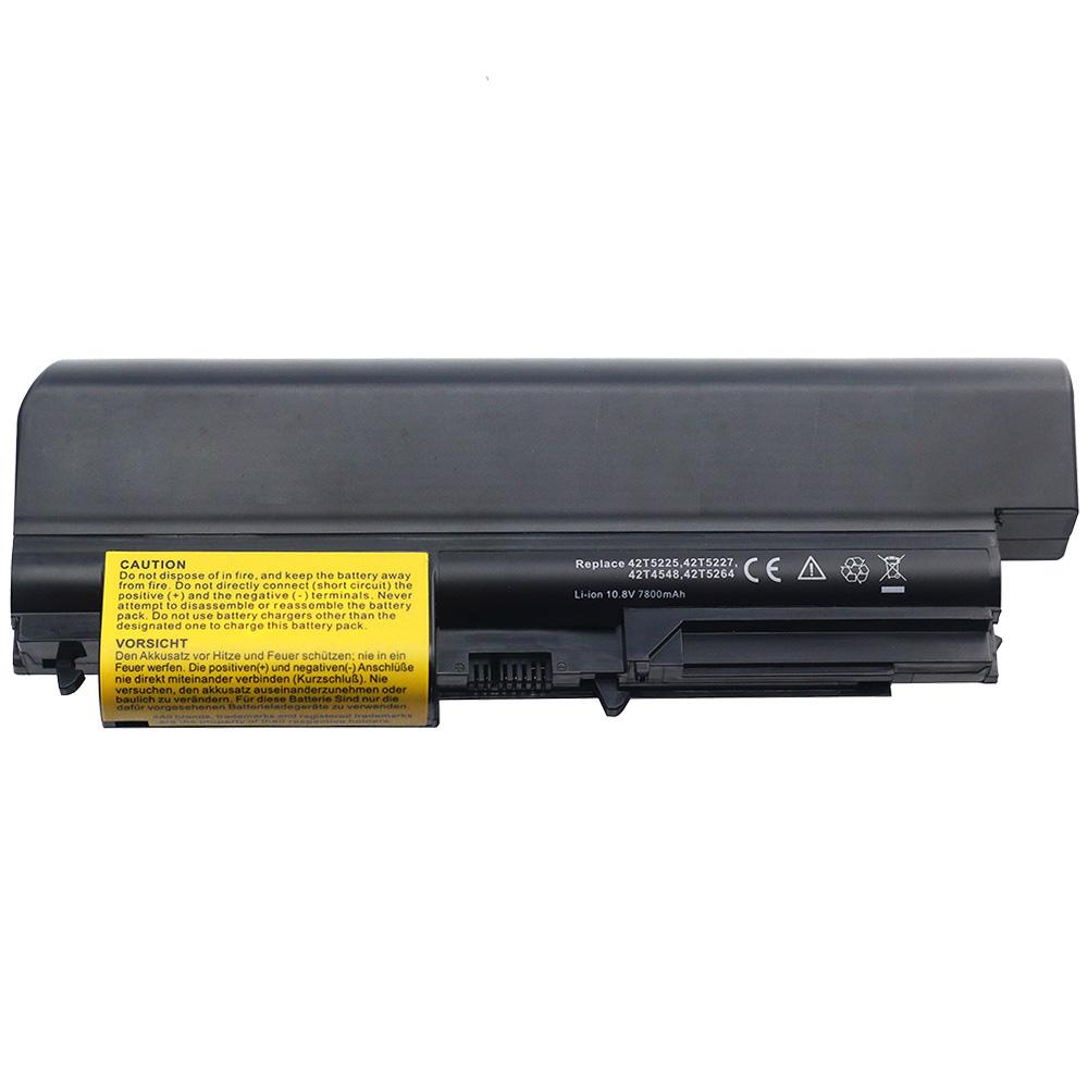 Compatible laptop battery lenovo  for FRU-42T4645