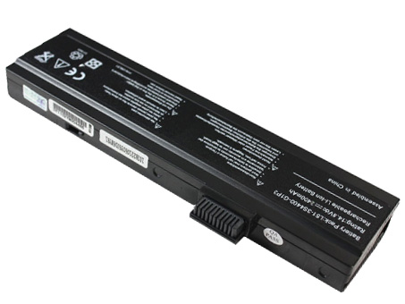 Compatible laptop battery advent  for L51-4S2200-C1S5