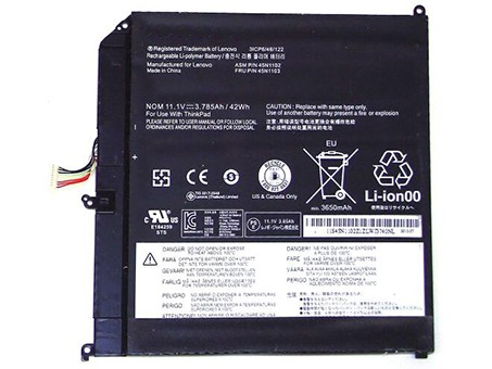 Compatible laptop battery lenovo  for ThinkPad-X1-Helix-Series