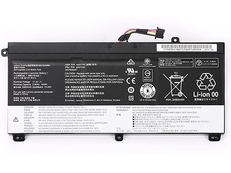 Compatible laptop battery lenovo  for ThinkPad-W550S
