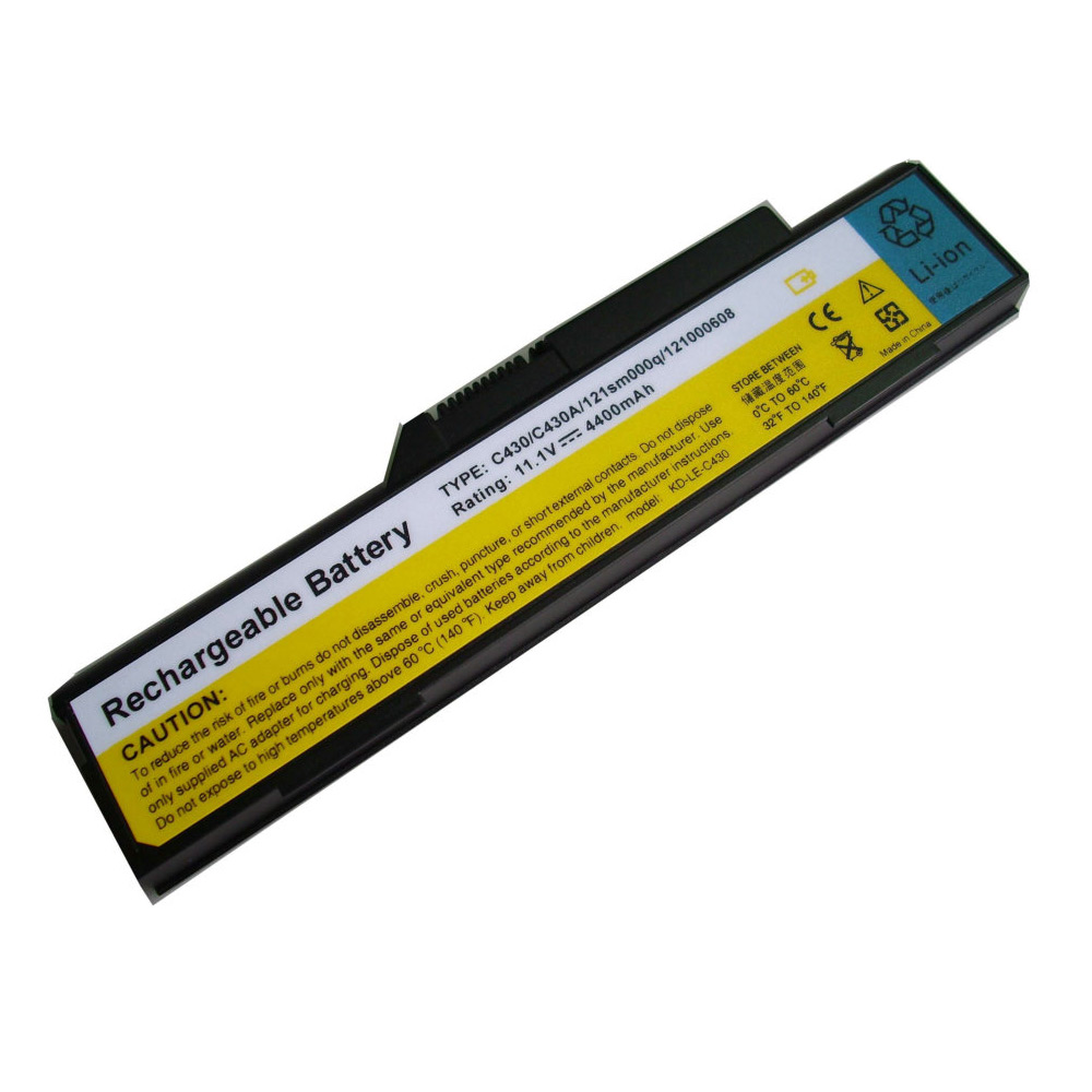 Compatible laptop battery lenovo  for C430L-Series