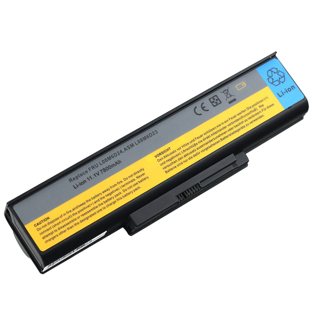 Compatible laptop battery lenovo  for L08M6D24