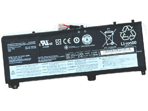 Compatible laptop battery lenovo  for 4ICP9/52/61