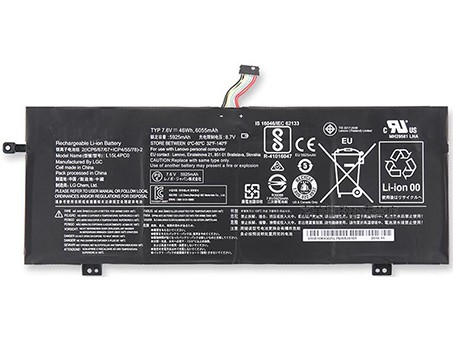 Compatible laptop battery lenovo  for Air-13-Pro