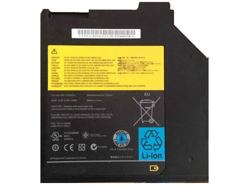 Compatible laptop battery lenovo  for 45N1040