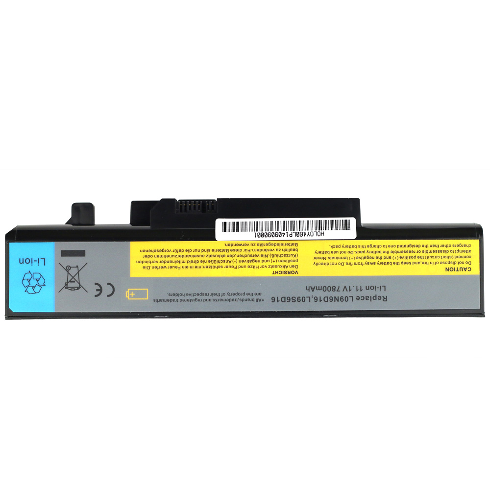 Compatible laptop battery lenovo  for IdeaPad-Y560P-ITH