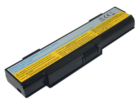 Compatible laptop battery lenovo  for 3000 G400 2048