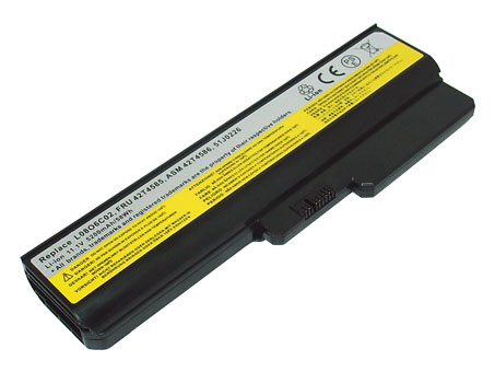 Compatible laptop battery lenovo  for 3000 G530A