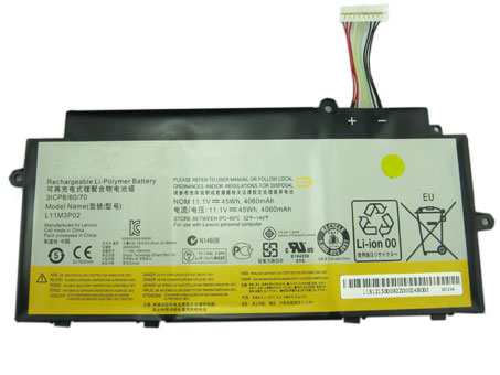 Compatible laptop battery lenovo  for IdeaPad U510