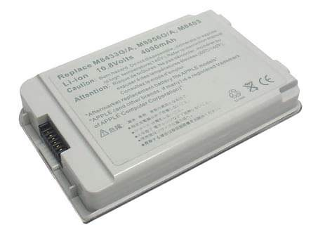 Compatible laptop battery apple  for M8956G